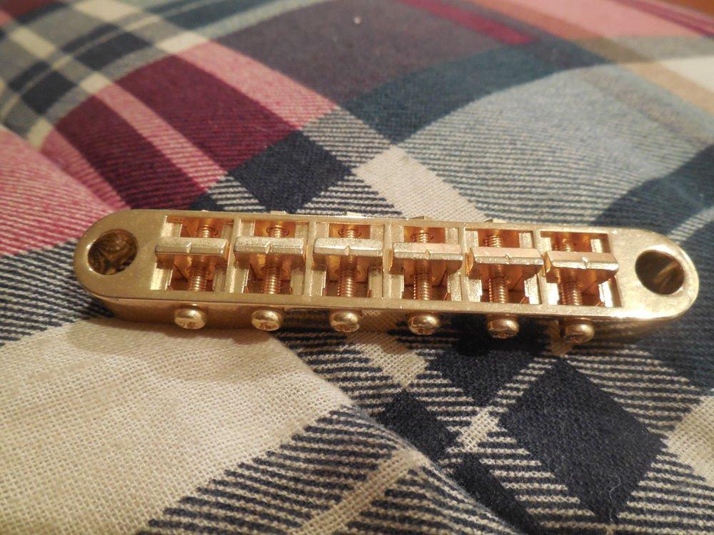 Gotoh Gold Tune-O-Matic Bridge