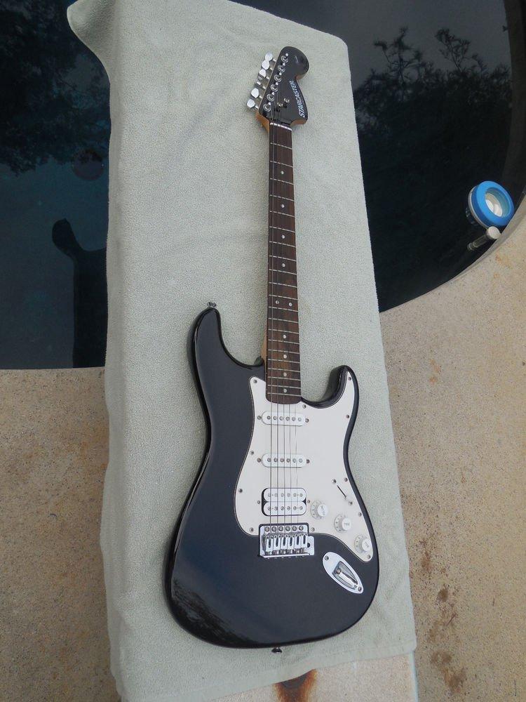 Fender Starcaster Affinity Stratocaster Guitar