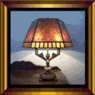 Mica Shade for your Antique Vintage Art Deco Nouveau Lamp Base