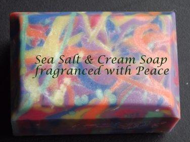 Sea Salt & Cream - Peace