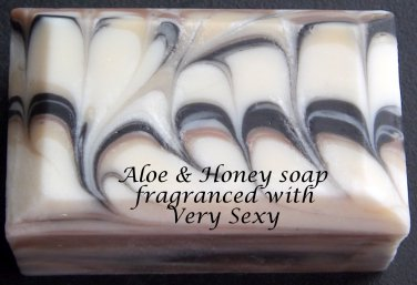 Aloe & Honey soap - Very Sexy