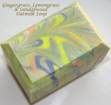 Gingergrass, Lemongrass & Sandalwood