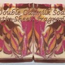 Double Oatmilk soap - Satin Sheets fragrance