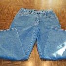 WOMEN'S BILL BLASS NWT  Medium Blue JEANS Size 6 001p-29 Womens Slacks Pants locationw8