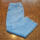 WOMEN'S RIDERS Classic Cut JEANS Size 12 001p-37 Womens Slacks Pants loc99