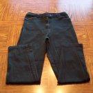 SONOMA WOMEN'S Black Stretch PANTS Size 10 001p-52 Womens Slacks locationw6