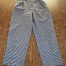 Vintage REQUIREMENTS PETITES WOMEN'S Plaid PANTS Size 6P 6 Petite 001p-55 locationw6