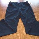 XHILARATION WOMEN'S Black PANTS Size 5 001p-68 Pants locationw4