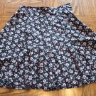 Sweet LIZSPORT Flared Swing Floral SKIRT Size 6 001s-37 Womens Skirts locationw12