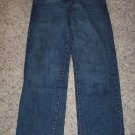 CALVIN KLEIN JEANS Low Rise Straight WOMEN'S PANTS Size 8 001wj-1 locationw4