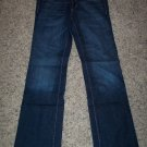 CALVIN KLEIN JEANS Low Rise Slim Boot WOMEN'S PANTS Size 8 001wj-7 locationw4