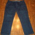 1969 Gap Denim Jean Capris Limited Edition WOMEN'S Pants Size 4 P 001wj-10 location97