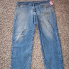 Brittania Jean Co Mens Whiskered Grunge Men's JEANS Waist 38/40 Inseam 32 001mj-6 locationw4
