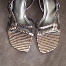 Elegant Lifestride Bronze SANDALS Slides Shoes Size 8 M location5