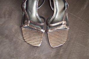 Elegant Lifestride Bronze SANDALS Slides Shoes Size 8 M location5