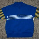 Baby Gap Boy's Long Sleeve Blue Stripe Shirt Toddler 4 Years locationw9