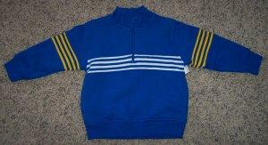 Baby Gap Boy's Long Sleeve Blue Stripe Shirt Toddler 4 Years locationw9