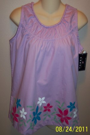 NWTs THRE3 Feminine Lavender Babydoll Top Size Small S wt-21 location6