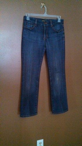 Seven 7 Premium Jeans WOMEN'S Denim Jeans Boot Cut Size 6 wj-26 locw23