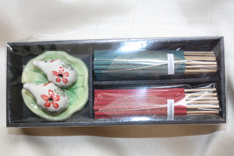 NEW!!!  'Elephants' Incense Set   NEW!!!