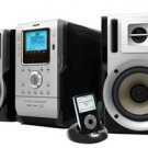 RCA 160-watt Audio System With Ipod Dock