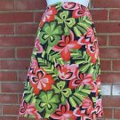 TALBOTS TROPICAL FLORAL PRINT SKIRT 16