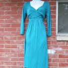 NWT ANN TAYLOR LOFT CUTE TURQUOIS  DRESS 6
