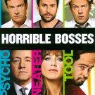 HORRIBLE BOSSES DVD BRAND NEW SEALED
