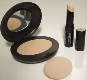 Laura Geller LIGHT Baked Elements Oval Foundation w/Seamless Concealer Full Size