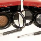 Laura Geller BEWITCHING BRONZE & CRYSTAL COBALT Shadow/Liner Eye Rimz Set $54