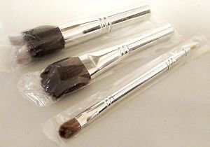 Bare Minerals Brush Set (Feather Light, Contour Blush, Long Tapered Shadow Liner