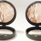 Qty 2 Laura Geller Balance N Bronze REGULAR (Medium) Baked Foundation & Bronzer