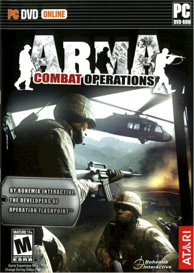 ARMA COMBAT OPERATIONS (DVD-ROM)
