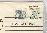 Tractor Trailer 10 cent Stamp Coil FDI SC 2457 First Day Issue