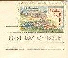 Nevada Statehood 5 cent Stamp FDI SC 1248 First Day Issue