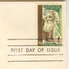 John Muir 5 cent Stamp FDI SC 1245 First Day Issue