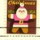 1979 15 cent Christmas Santa Claus Ornament Stamp FDI SC 1800 First Day Issue