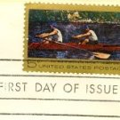 Thomas Eakins 5 cent Stamp FDI SC 1335 First Day Issue