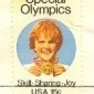 Special Olympics 15 cent Stamp FDI SC 1788 First Day Issue