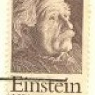 Albert Einstein 15 cent Stamp FDI SC 1774 First Day Issue