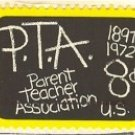 Parent Teacher Association 8 cent Stamp FDI SC 1463 First Day Issue