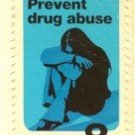 Prevent Drug Abuse 8 cent Stamp FDI SC 1438 First Day Issue