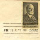 Charles Evans Hughes 4 cent Stamp FDI SC 1195 First Day Issue
