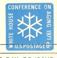 White House Conference on Ageing 8 cent envelope FDI SC U564 First Day Issue