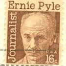 Ernie Pyle Journalist 16 cent stamp FDI SC 1398 First Day Issue