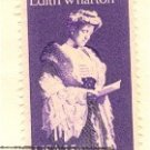 Edith Wharton 15 cent Stamp Literary Arts Issue FDI SC 1832 First Day Issue