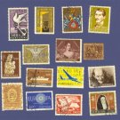 Portugal 15 stamps
