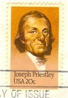 Joseph Priestley 20 cent Stamp FDI SC 2038 First Day Issue