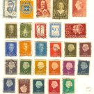 Netherlands Packet No 2514 with 27 Stamps