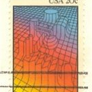 Science and Industry 20 cent Stamp FDI SC 2031 First Day Issue